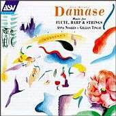 Jean-Michel Damase: Music for Flute, Harp & Strings [ASV 898]