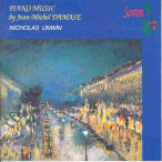 Piano Music by Jean-Michel Damase (SOMM